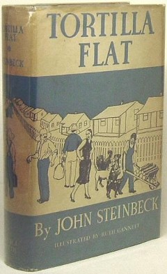 essay on tortilla flat Essays and criticism on john steinbeck's tortilla flat - critical essays.