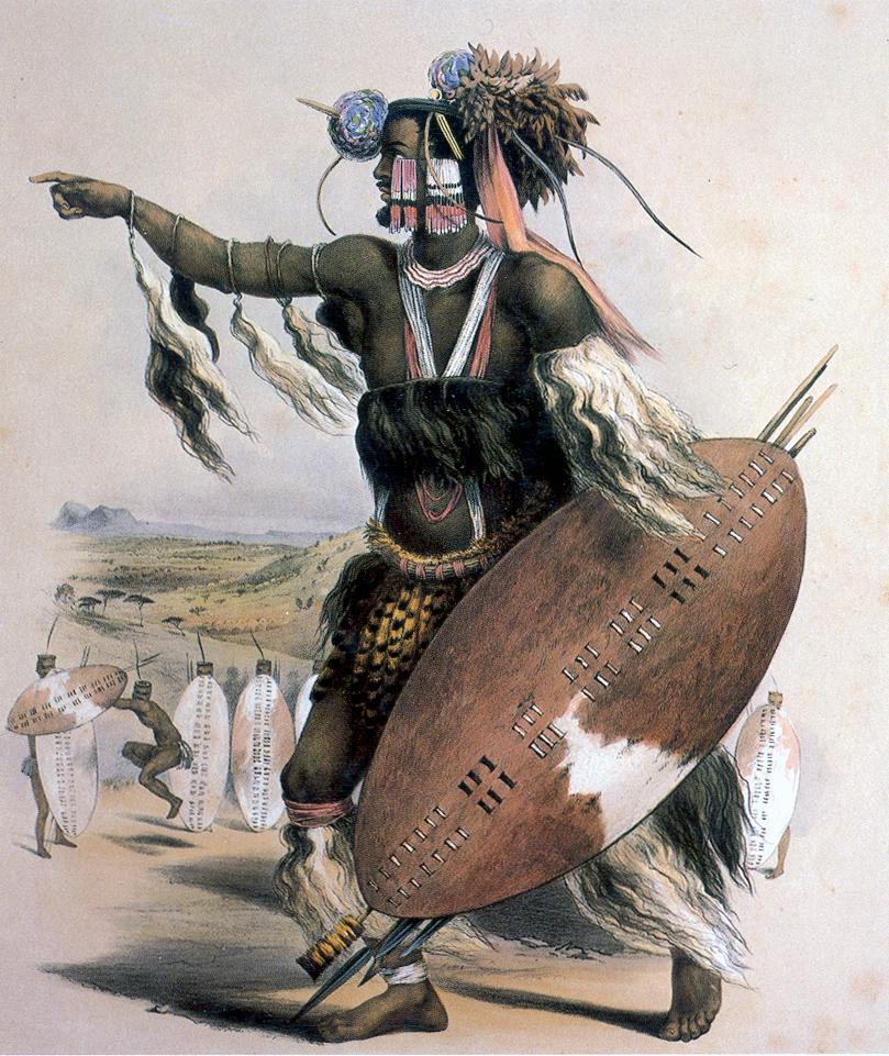 shaka zulu essay