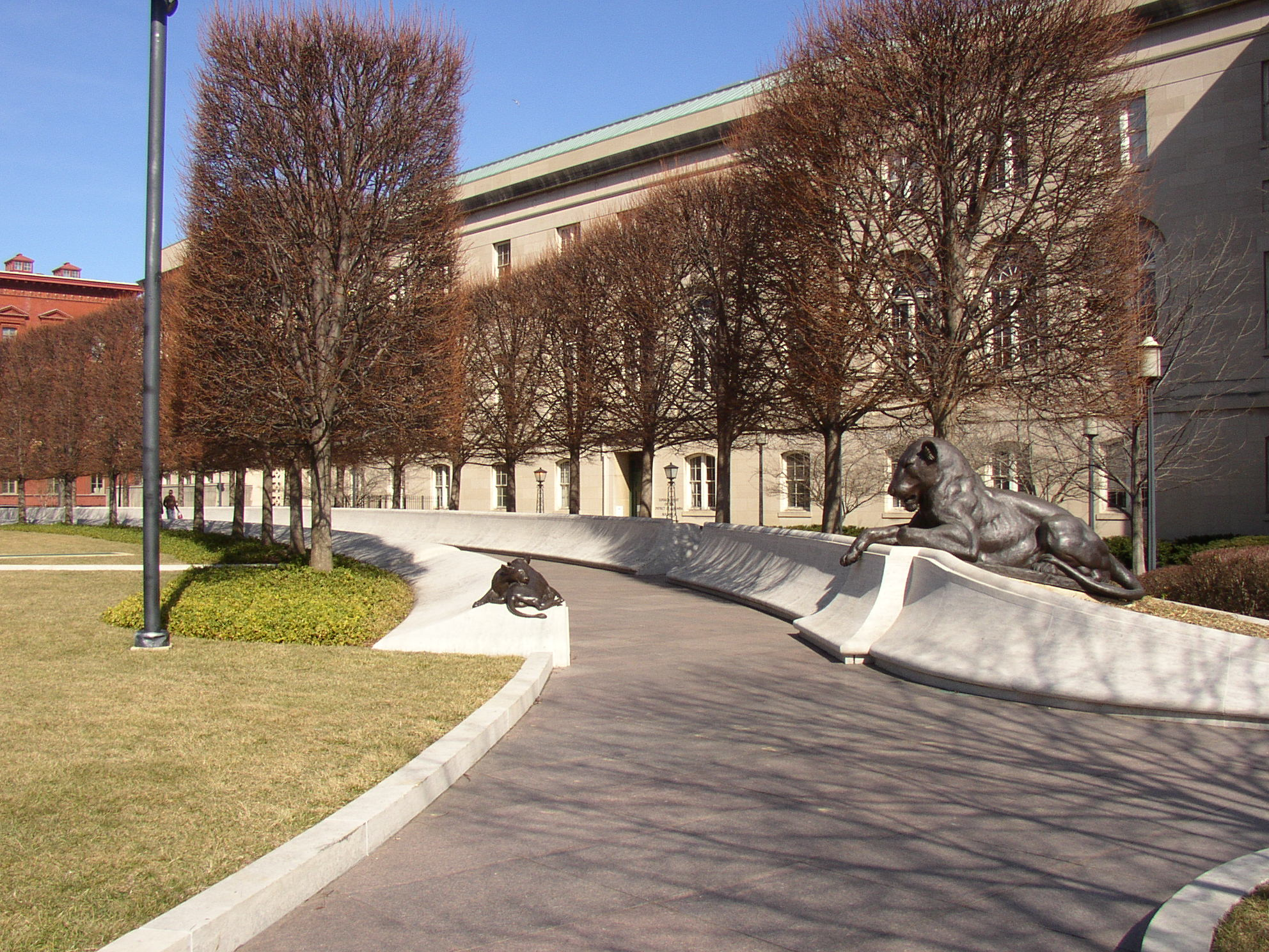 the national law enforcement memorial