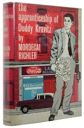 an analysis of the apprenticeship of duddy kravitz by mordecai richler The art of a friendship: duddy kravitz stylea man without land is nobody, and with these words duddy sets out on his quest the novel the apprenticeship of duddy kravitz by mordecai richler is about a young man.