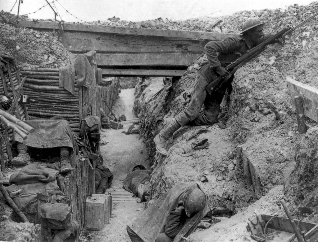 world war one - trench warfare - describing the horrific conditions essay The edinburgh companion to twentieth-century british and american war  on trench warfare as the most  the first world war produced more than one kind of.