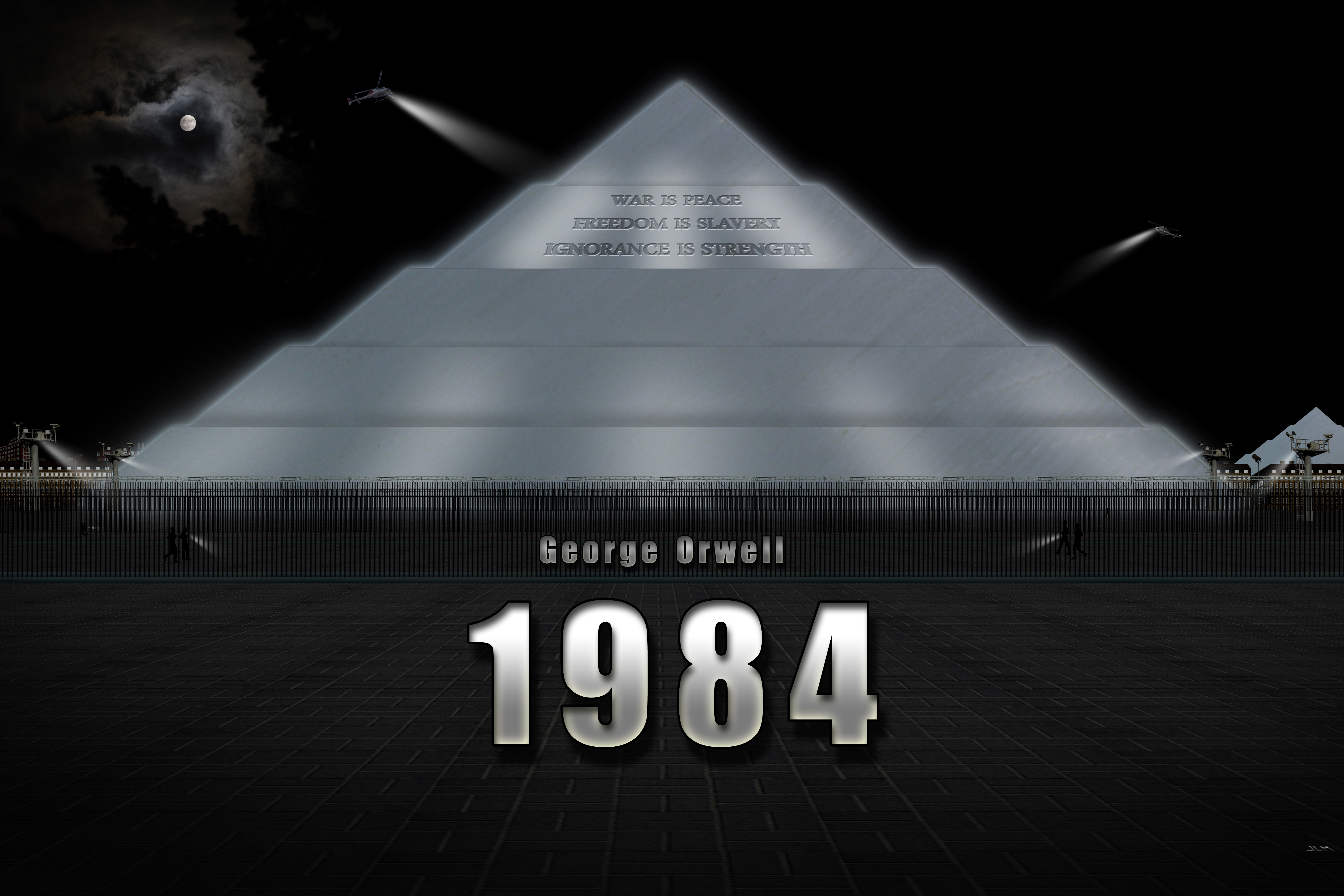 george orwell how is irony used in ch writework 1984jlh1