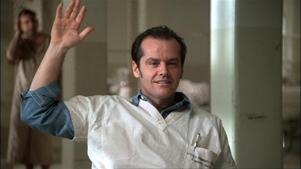 mcmurphy one flew over the cuckoos nest