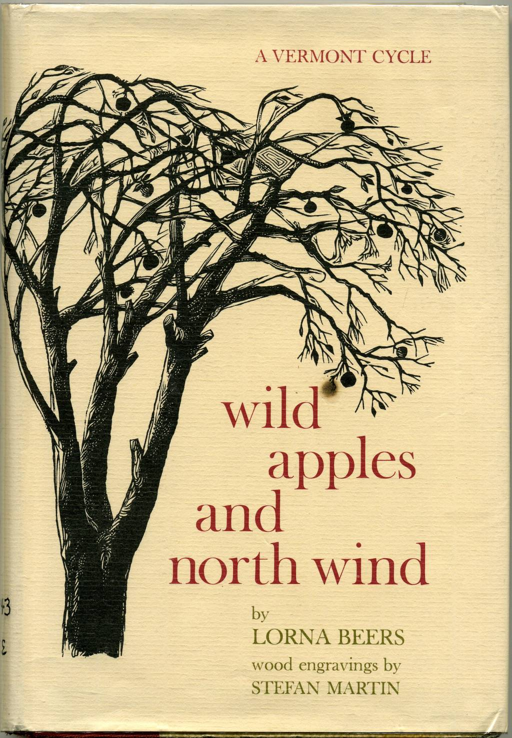 living like weasels choose a poet and completely analyze one of english photograph of the cover of the 1966 lorna beers memoir wild apples and