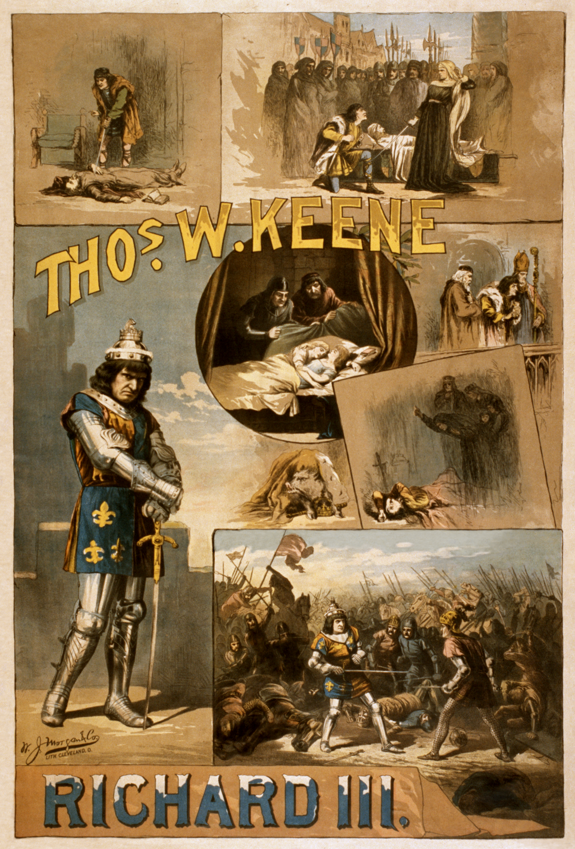 essay evaluating the role of women in richard iii writework a circa 1884 poster for william shakespeare s richard iii starring thos w keene