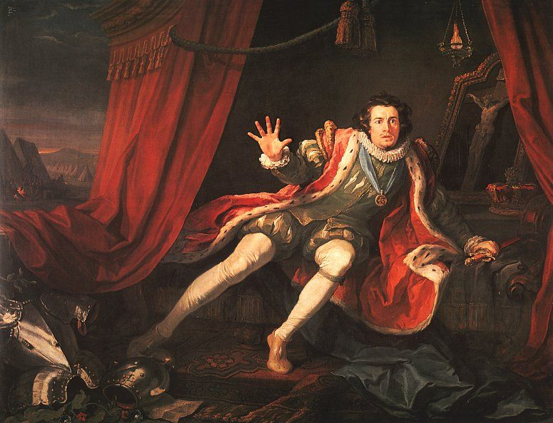 essay evaluating the role of women in richard iii writework richard iii act 5 scene 3 richard played by david garrick