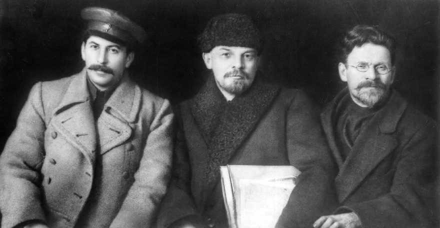 why stalin and not trotsky was He was a mass murderer, not the true champion of the working class  if stalin's  emissary had not managed to smash trotsky's head in, his.