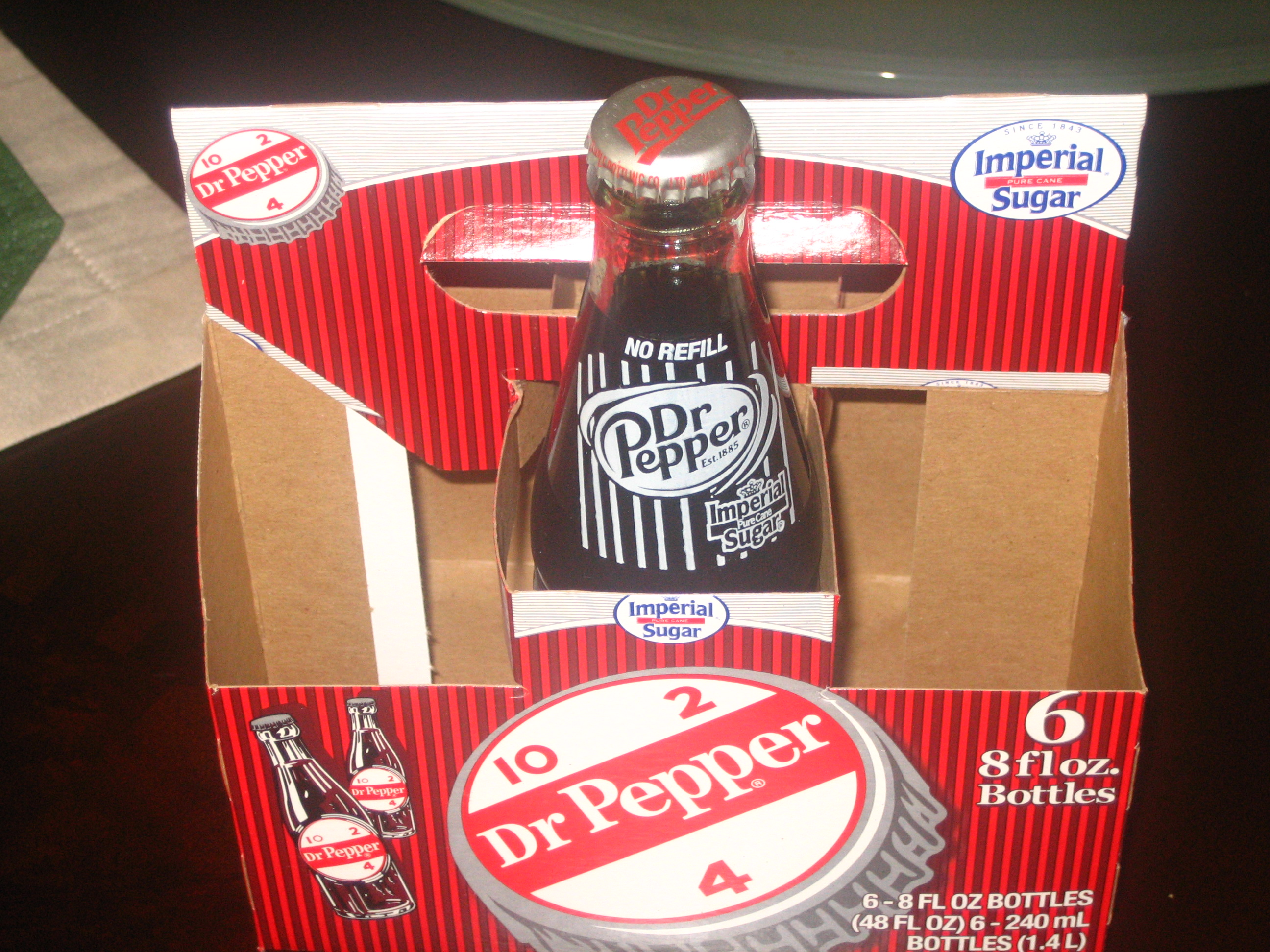 dr. pepper essay Dr pepper snapple group inc case report the dr pepper snapple group inc executives want brand manager andrew barker to look into the possibility of.