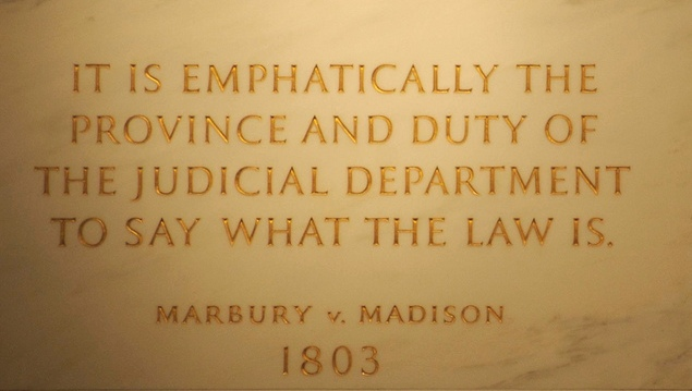 marbury v madison case brief writework first floor at the statute of john marshall quotation from marbury v madison
