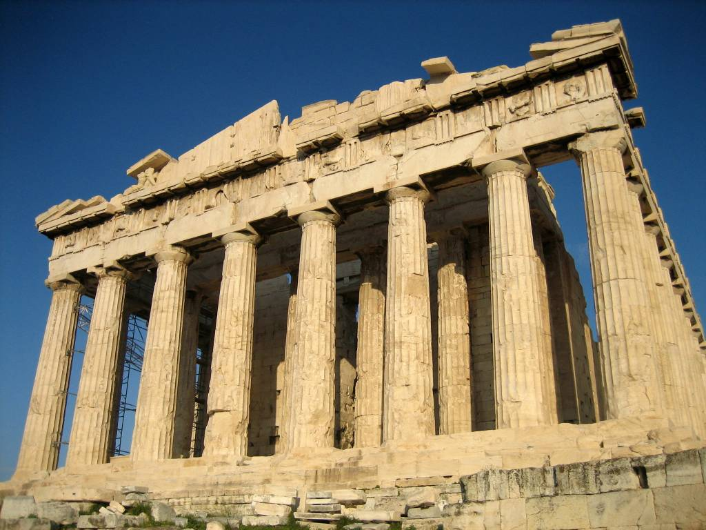 the contributions of ancient greek to the western civilization Greek art, architecture, literature, philosophy, and politics clearly mark the  beginning of western civilization but the greek contribution to the.
