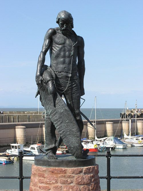 "the ancient mariner literature essay ""the rime of the ancient  a statue of the ancient mariner at watchet harbour unveiled in 2003 as a"