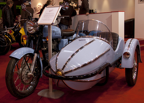 motorcycle and car essay