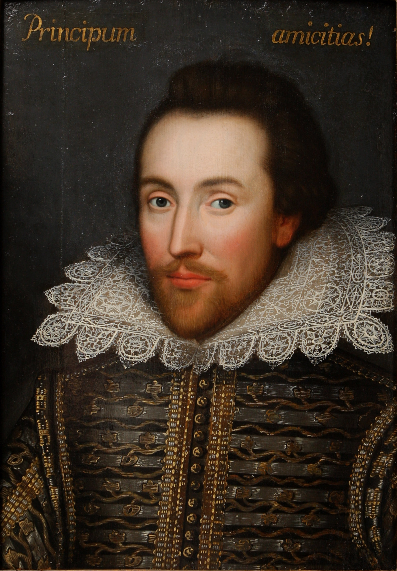 if a dark lady shakespeare s w of mystery writework english cobbe portrait claimed to be a portrait of william shakespeare done while he