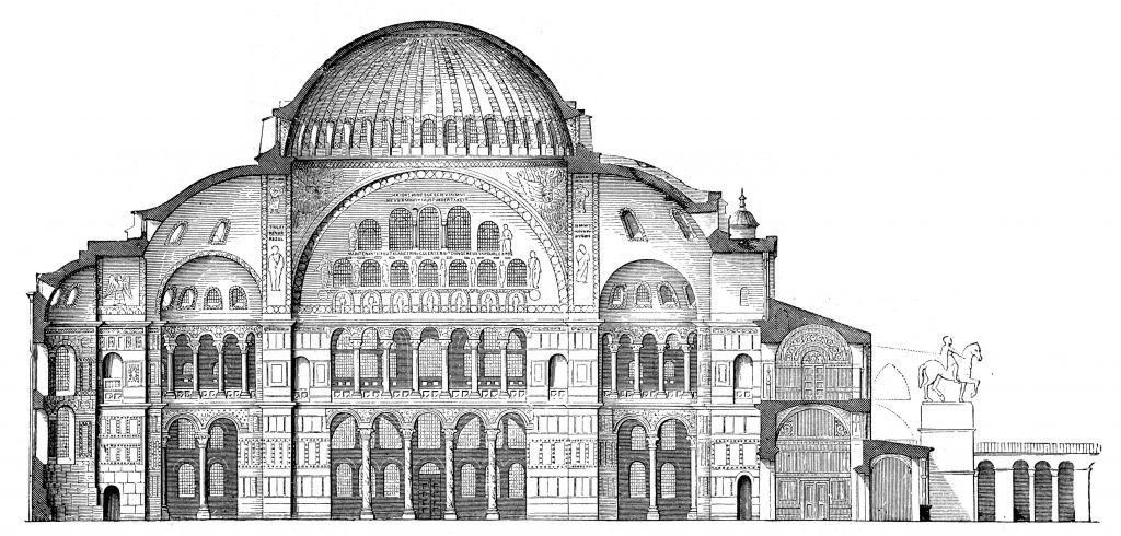 an analysis of byzantine architecture