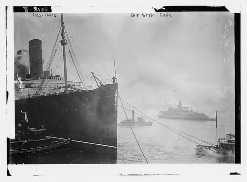 brief review of the lusitania Josephine brandell saloon passenger saved the marriage was brief and they divorced in september 1910 josephine took lusitania to new york with william.