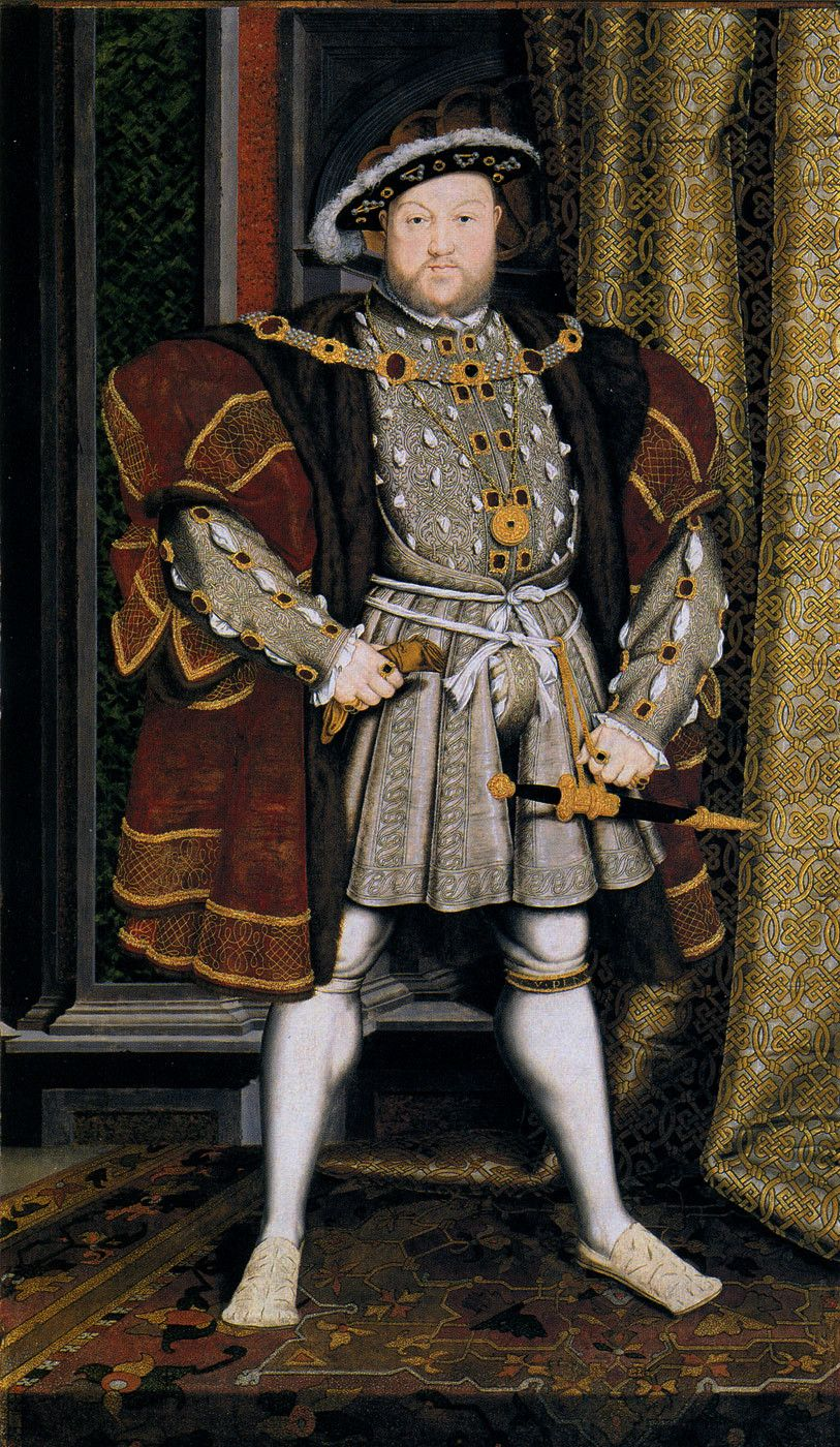 This Is An Essay About Henry Viii  Writework Portrait Of Henry Viii