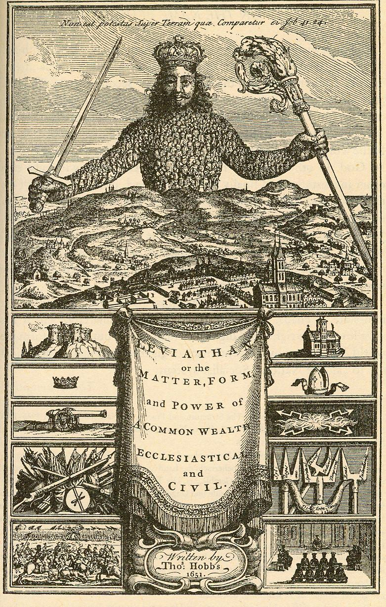 thomas hobbes leviathan An analysis of thomas hobbes' leviathan, chapter 13: of the natural condition of mankind as concerning their felicity and misery, and the theme of equality for body and mind, thus equality by nature.