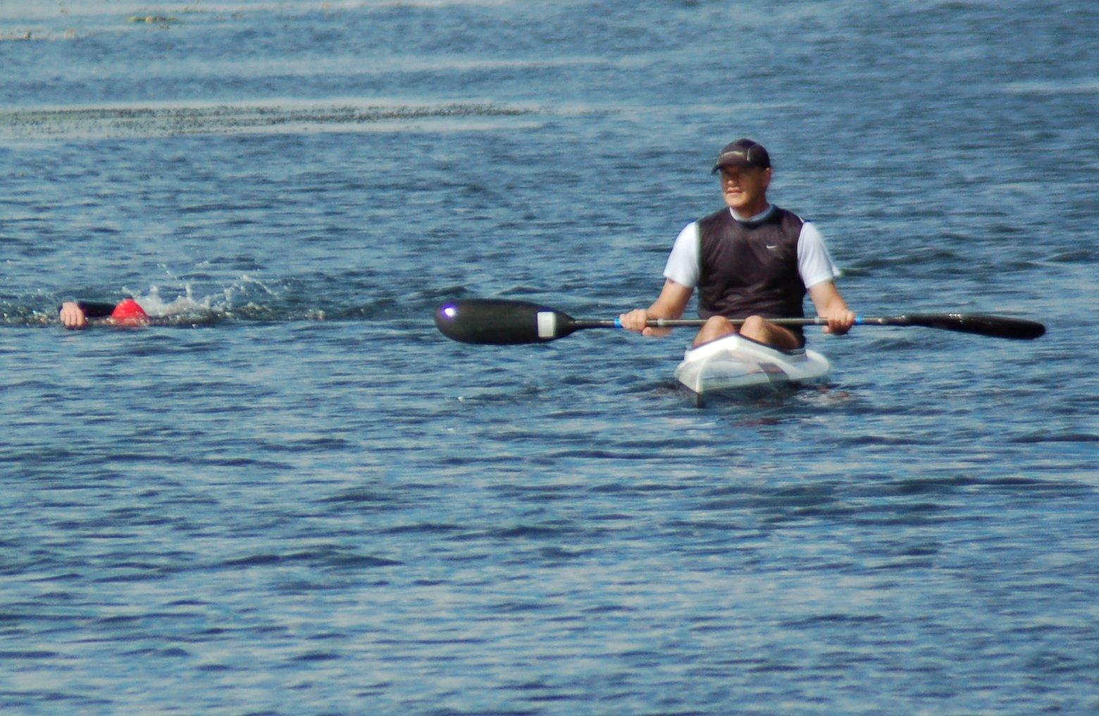 The Kayak by Debbie Spring