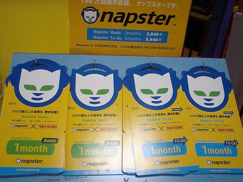 napster essay This probably isn't too far from the mindset of record companies around the end of 1999 napster appeared on the scene, record companies felt their profits threatened, and consequentially they launched a full out assault against napster however, the situation was much more complex than napster just causing the record.