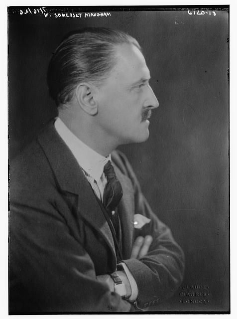 mr know all somerset maugham