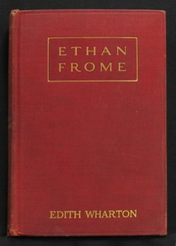thesis for ethan frome