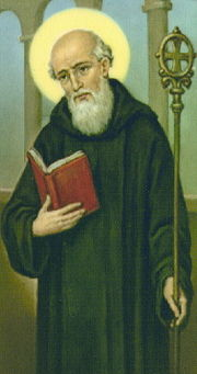 a biography of saint benedict a man who wrote his rule for all who wanted to become monks Did saint basil the great invent monasticism  his mother had wanted to become a dedicated virgin  it's known that benedict himself based his work on basil.