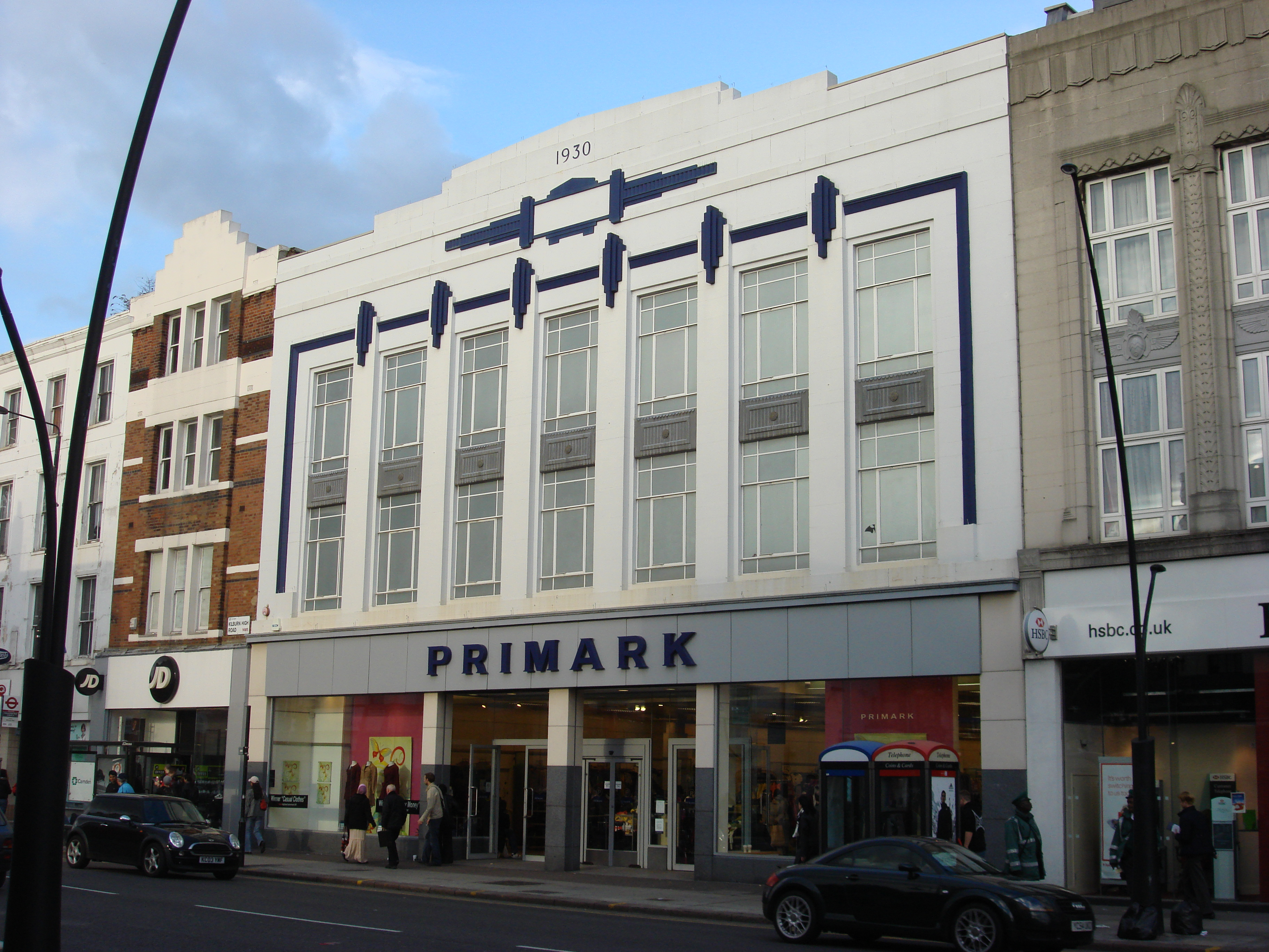 primark structural and organisation report Sales at primark for the whole year ended september 17, 2016 were 5,949 million pounds (7,389 million dollars), 9 percent ahead of last year at constant curr.