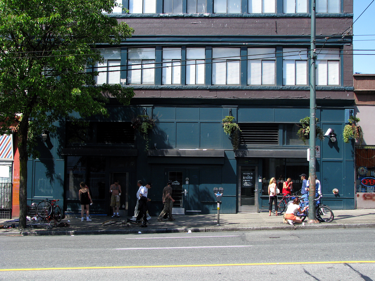safe injection site in vancouver eastside Insite is the first legal supervised injection site in north america, located at 139 east hastings street, in the downtown eastside of vancouver hope in the.