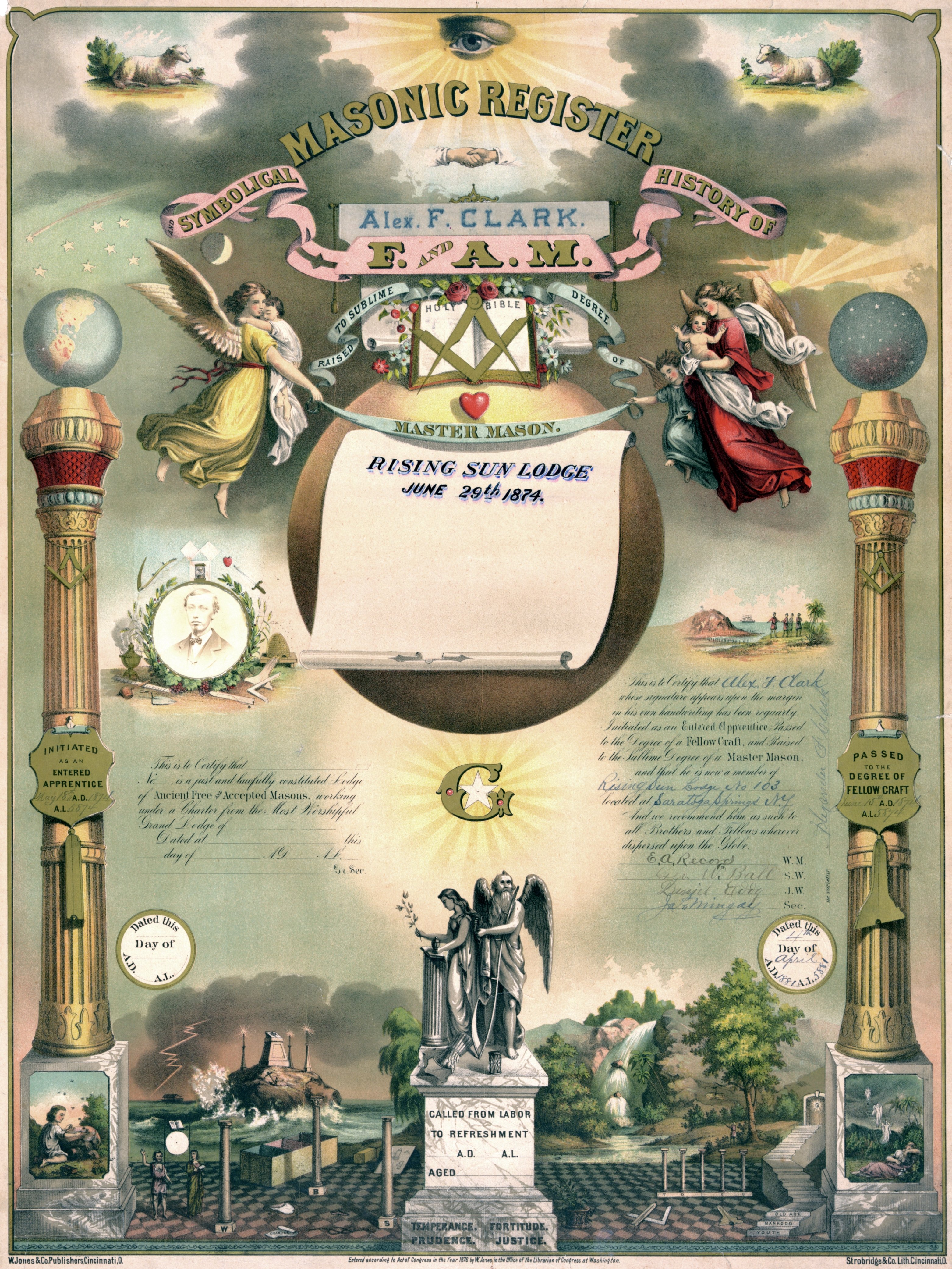 Freemasonry: Nothing to be Afraid of Essentially, this was