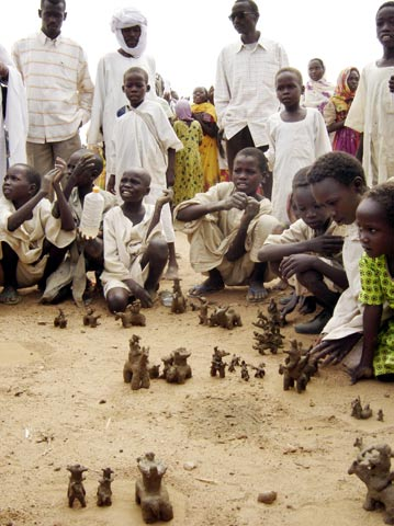 an analysis of a scar of war in darfur The conflict in darfur has greatly accelerated the processes of environmental degradation that have been undermining subsistence livelihoods in the.