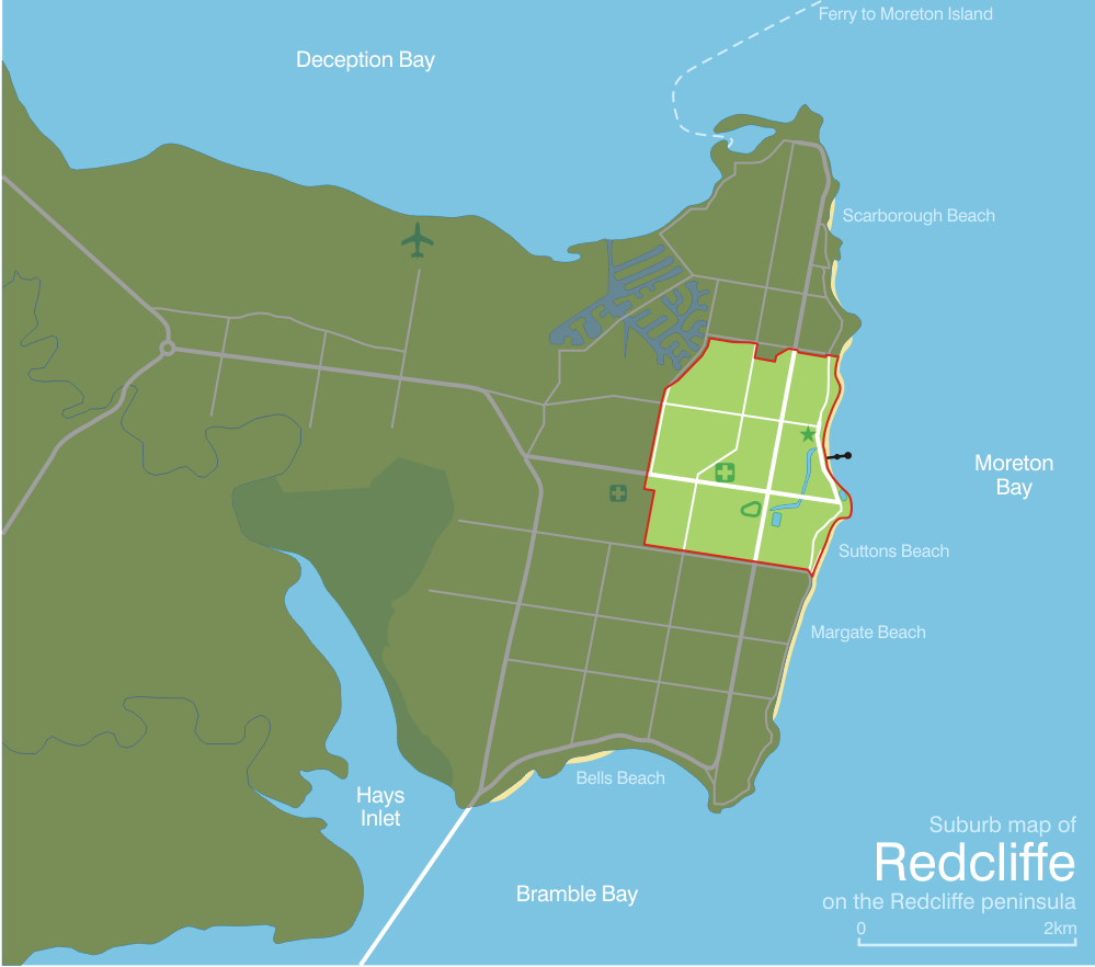 the ningy ningy people of the redcliffe peninsula essay Perched on the southern tip of brisbane's redcliffe peninsula, on the shores of bramble bay, woody point developed in the shadow of a significant slice of queensland history.