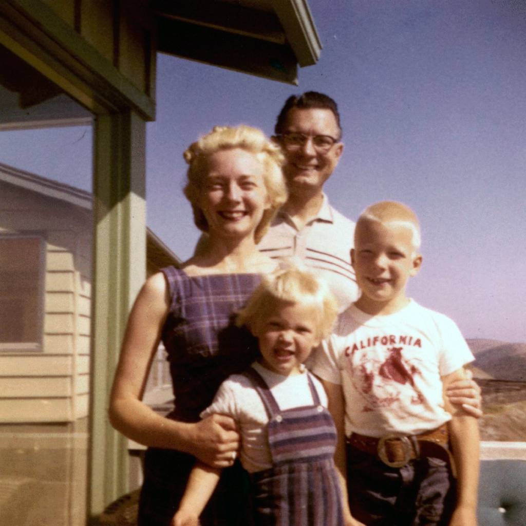childhood in the 1950s america