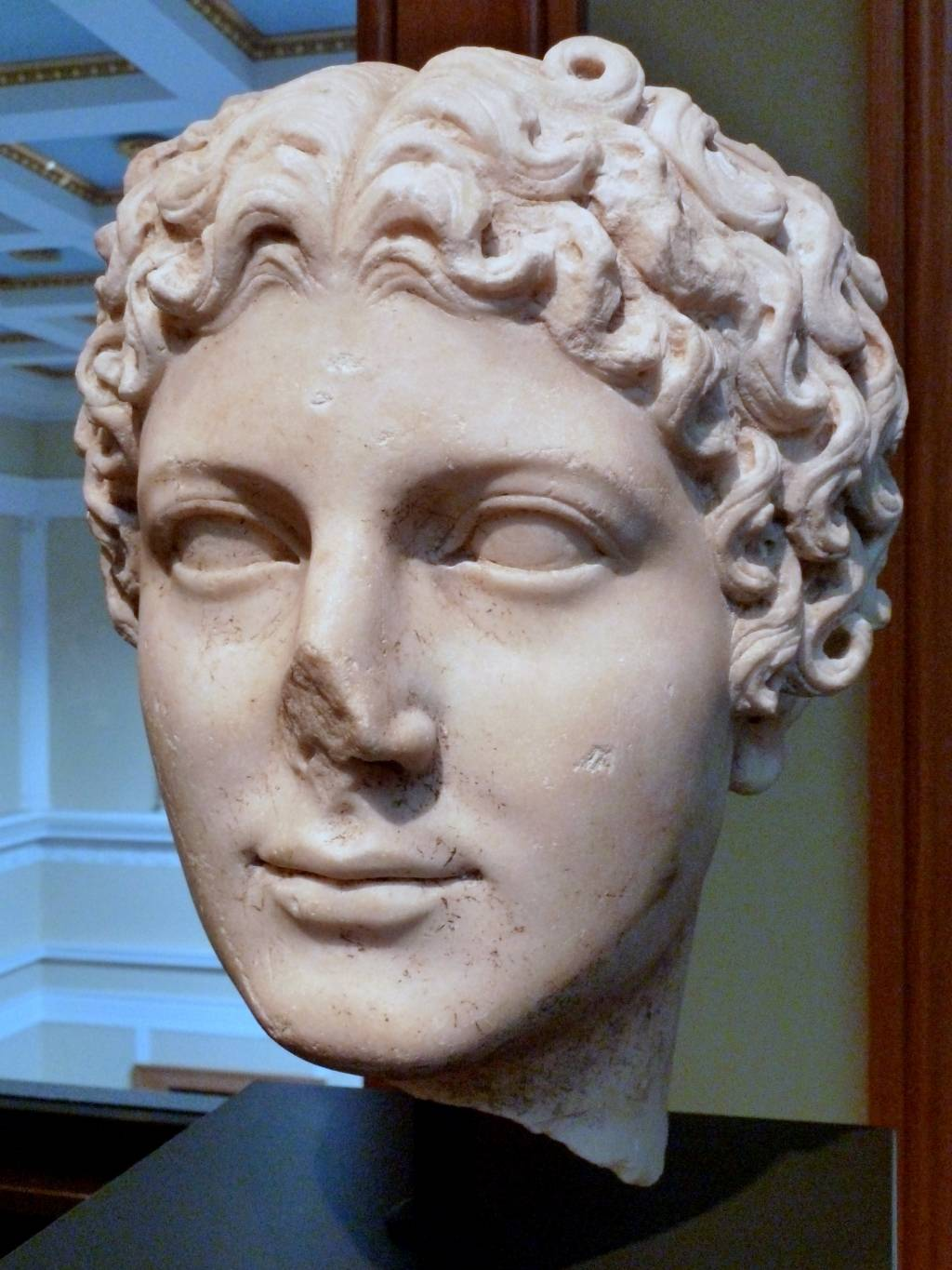 agrippina the younger death