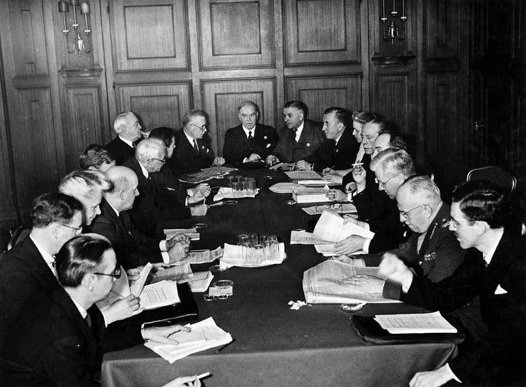 australias foreign relations to 1945