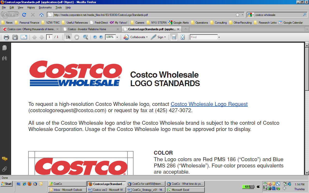 costco competitive analysis Competitor's capabilities and achieving higher than industry averages across business activities costco's inbound logistics is handled by a division of the company called costco wholesale industries.