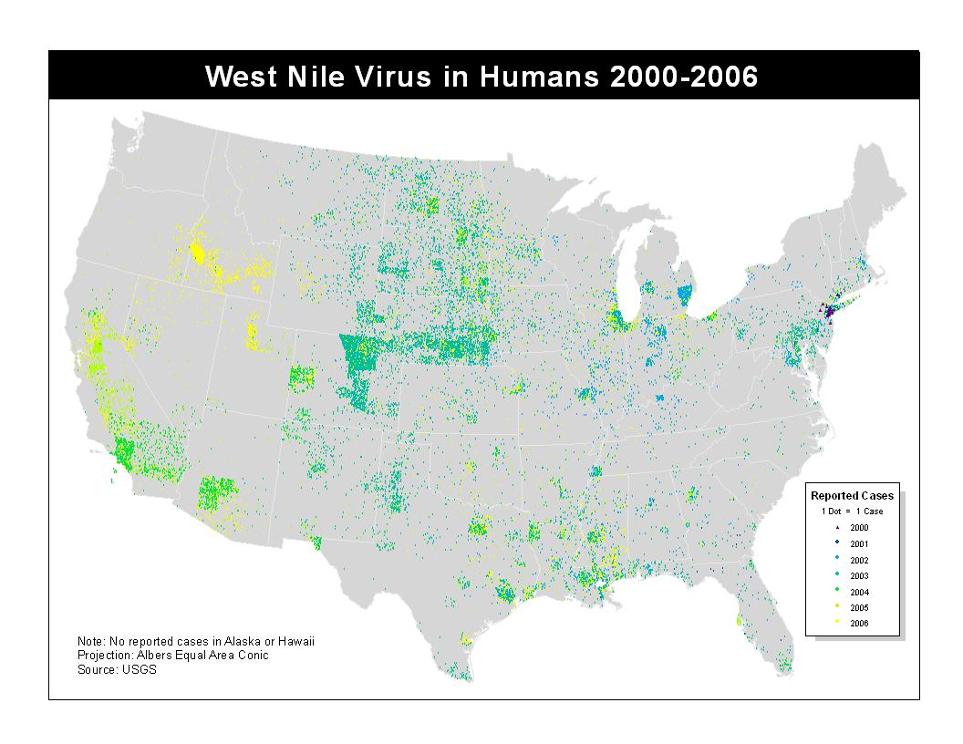 West nile virus essays