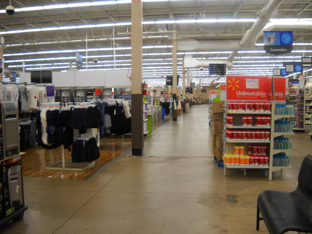 case analysis on wal mart using the ie matrix swot analysis and english inside the walmart still branded as wal mart at west plains
