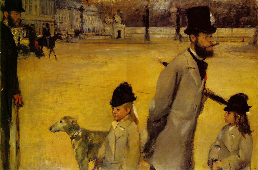 essay degas work The introductory essay does say that degas explored the millinery theme  but it  also showcases works by renoir, cassatt, manet, morisot,.