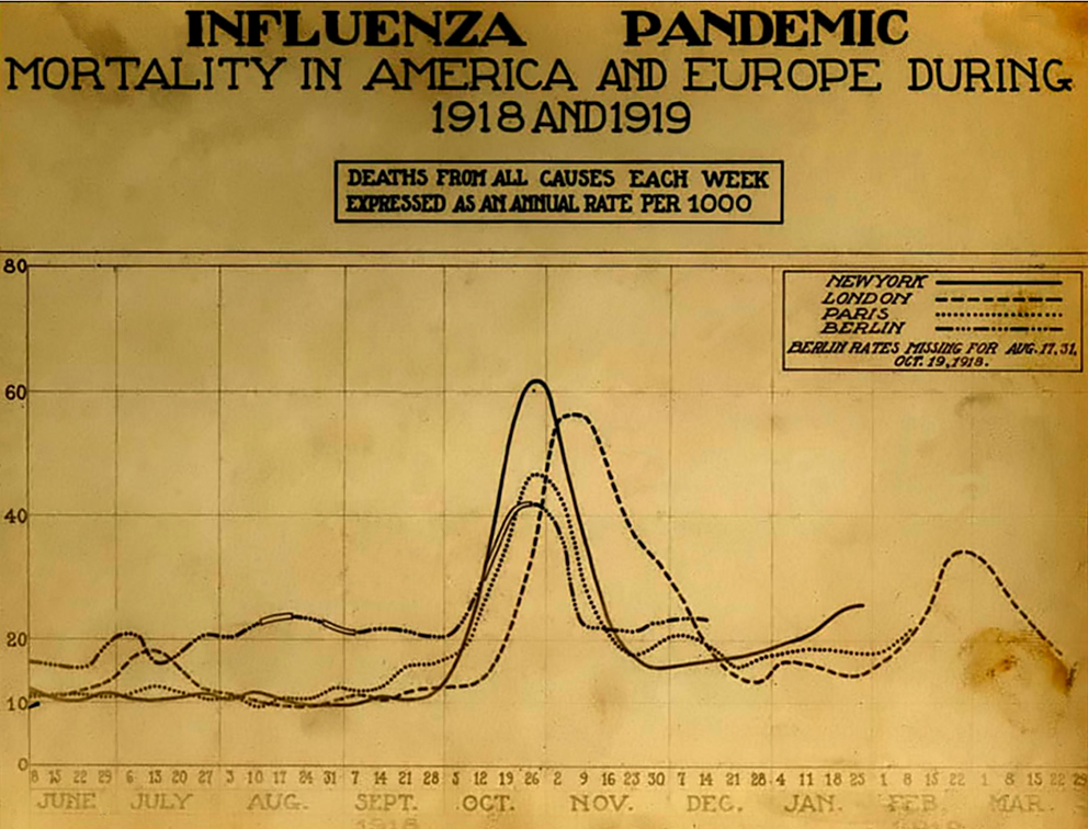 1918 influenza epidemic in america essay Scientific american is the essential guide to the most awe-inspiring advances in science and technology,  emergency hospital during the 1918 influenza epidemic credit: national museum of health and medicine,  the following essay is reprinted with permission from the conversation, an online publication covering the latest research.