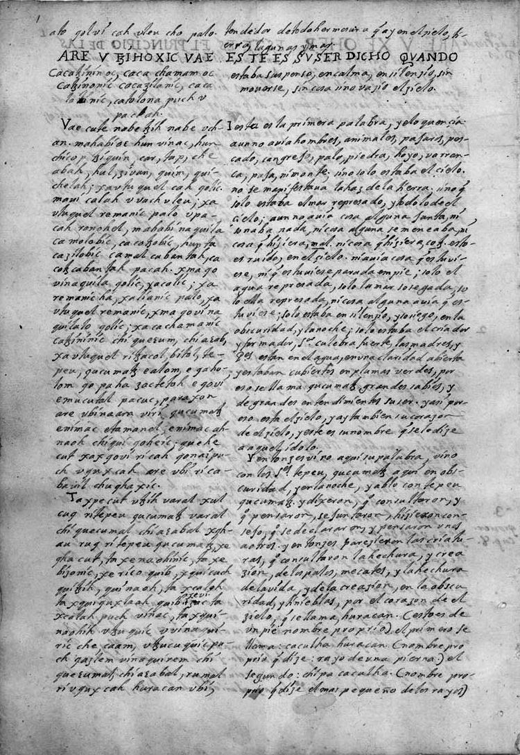 mayan sacrifices essay