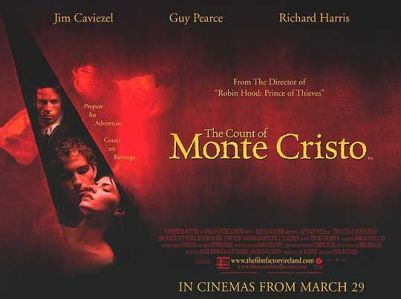 the count of monte cristo movie essay The count of monte cristo is totally unlike any of dumas' other stories and in many respects is the strongest of all even the d'artagnan romances, though containing.