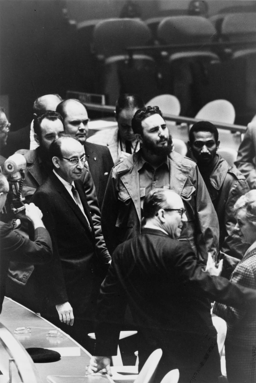 fidel castro s role in the n revolution this is an evaluation fidel castro president of at a meeting of the united nations general assembly