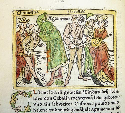 Clytaemnestras power in agamemnon essay