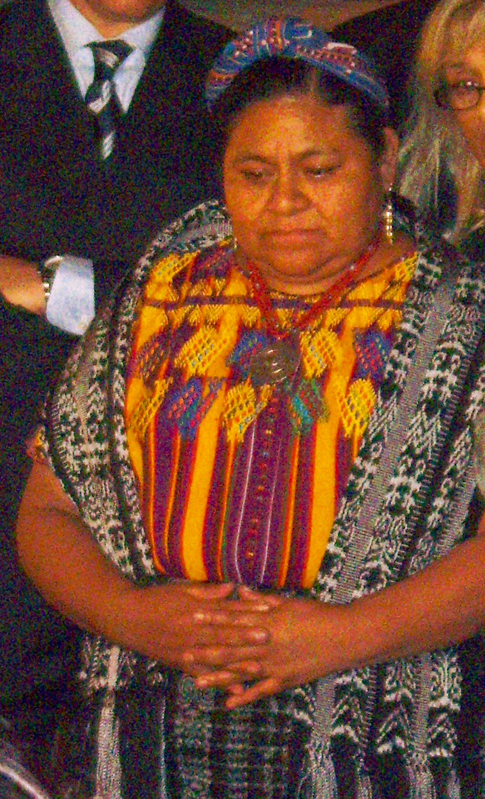 rigoberta menchu essays Resources for teachers and students on rigoberta menchú prepare: rigoberta menchú tum won the nobel peace prize in 1992 her biography and the text of her nobel lecture can be found on the nobel website.