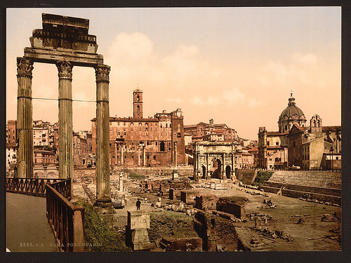 Roman legacy essay