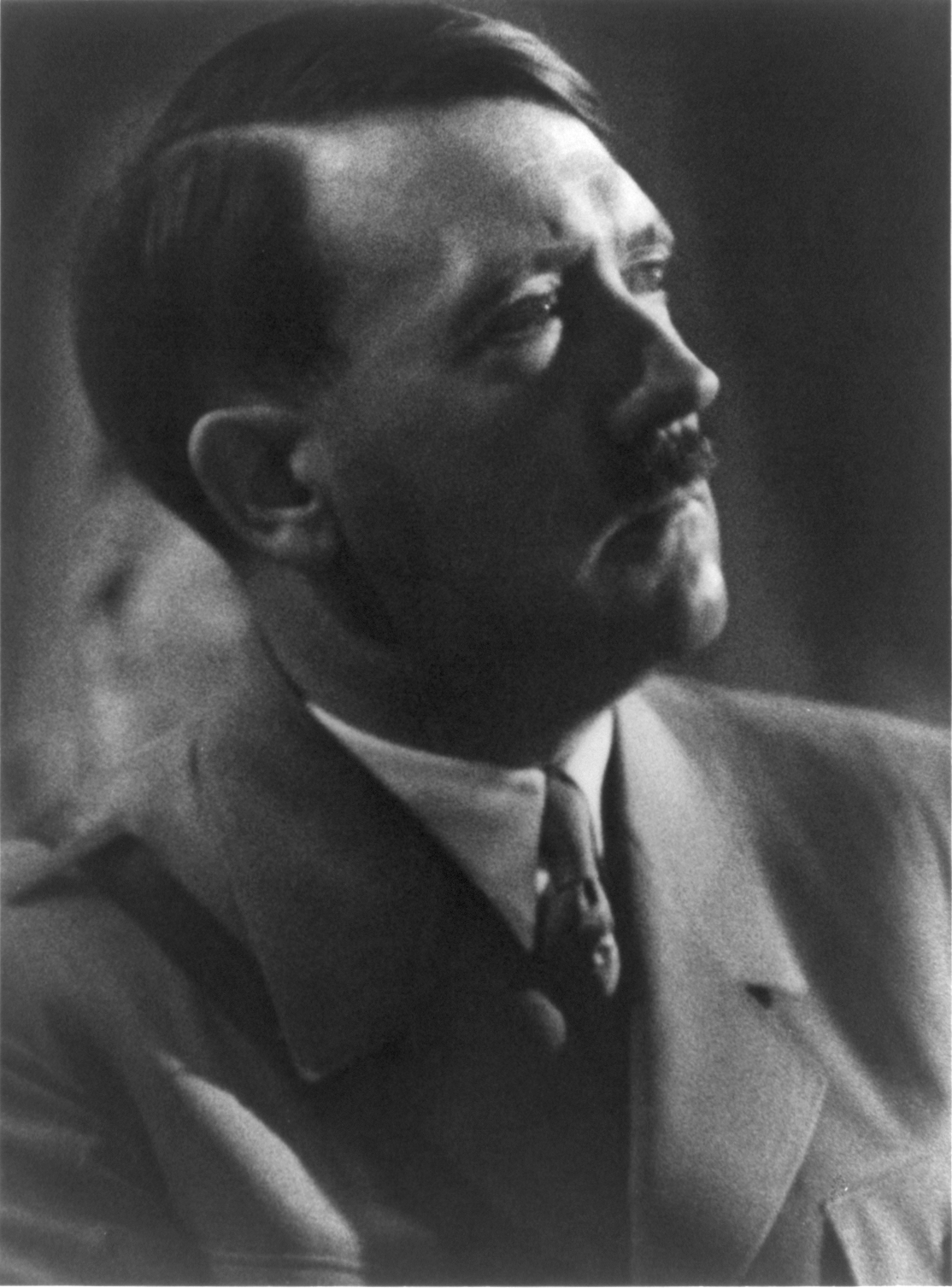 how did hitler consolidate power and keep control between 1933 adolf hitler portrait bust 3 4 facing right