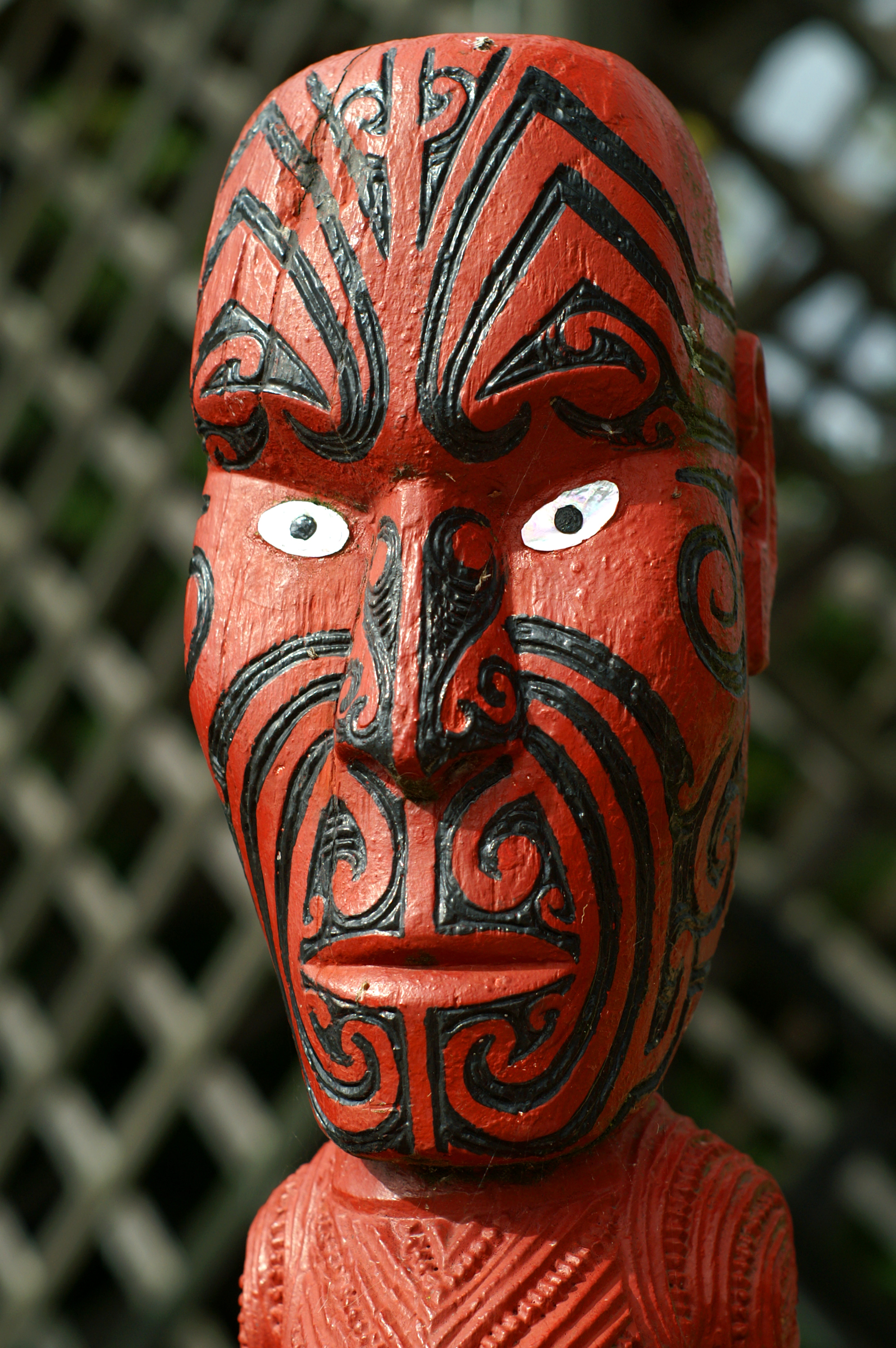 Maori Rituals: The Maori Of New Zealand