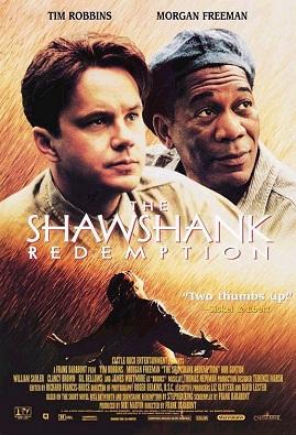shawshank redemption essay institutionalisation