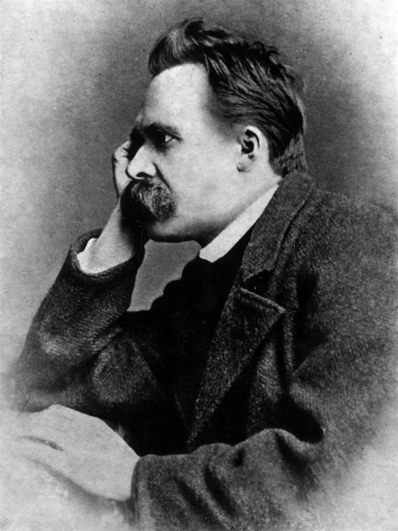 Essay Topics For Sociology English Portrait Of Friedrich Nietzsche  One Of Five Photographies  By Photographer Gustav Easy Essay also Psychology Topics For Essays Essay Analyzing Nietzsches Ubermensch  Writework Genetics Essay