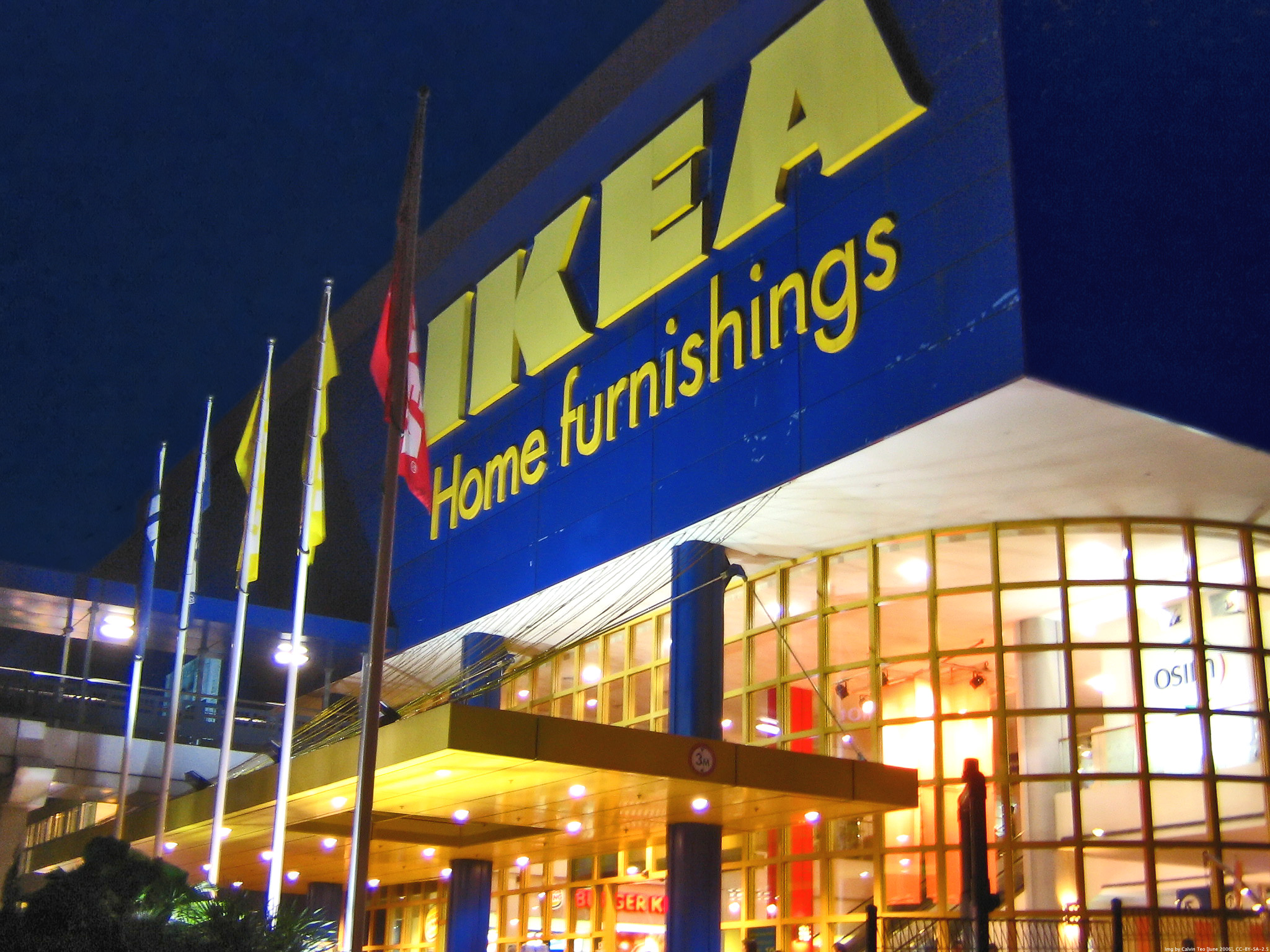 ikea in china sweden and the uk essay For ikea the step into the chinese market was a big step, maybe as big at the  first step abroad to switzerland and the first store on foreign soil (spreitenbach) in .